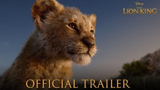 NEW MOVIE ALERT: The Lion King Official Trailer