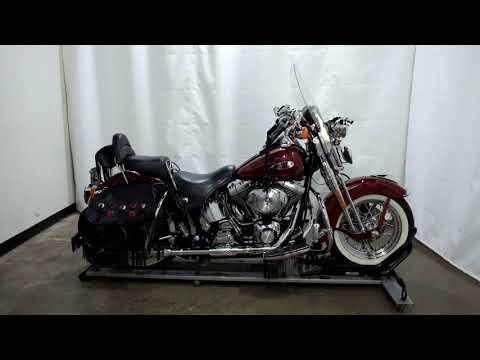 2000 Harley-Davidson FLSTS Heritage Springer® in Eden Prairie, Minnesota - Video 1