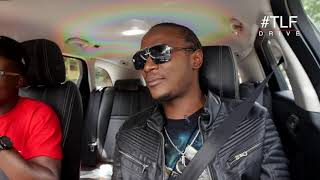 """TLFDrive Ep5   JAH PRAYZAH """"I called Winky D after MuGarden video...he is my brother"""" with Lumumba"""