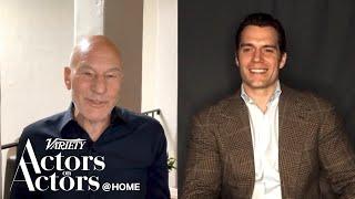 Patrick Stewart & Henry Cavill - Actors On Actors - Full Conversation