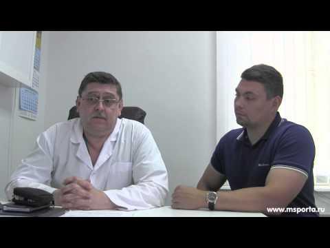 Доктор Никитин (официальный врач ФПР) о креатине