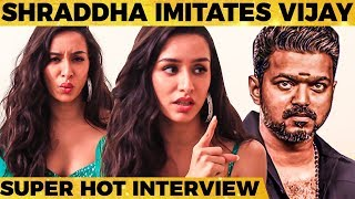 Shraddha Kapoor's Verithanam Thalapathy Performance! - Don't Miss!   Prabhas   Saaho