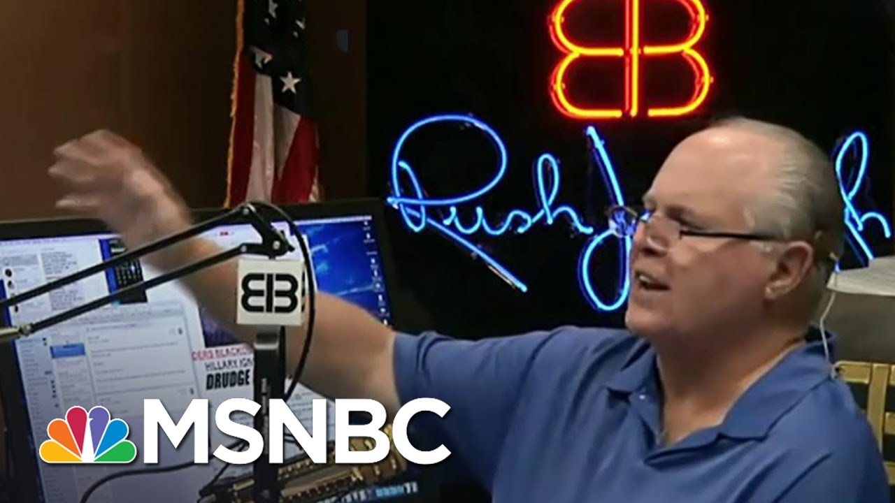 Limbaugh: The Left Is Obsessed With Consent | All In | MSNBC thumbnail