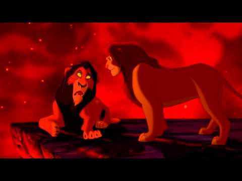 The Lion King (Simba vs Scar) HD