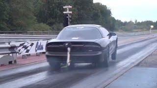 Nasty Big Turbo Camaro!