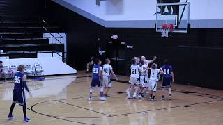 KMS 8th Grade Basketball Game Clips