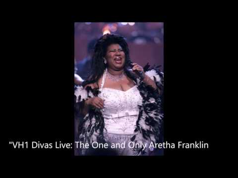 Ain't No Way - Aretha Franklin - Live At VH1 Divas : (2001) (HQ Audio) HD