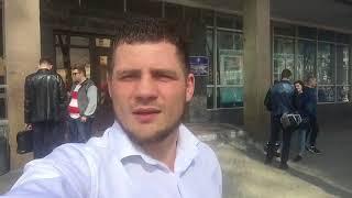 Денис Беринчик прекратил сотрудничество с тренером Сергей Ватаманюком