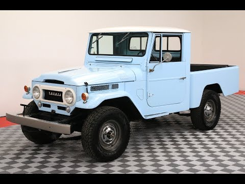 Video of Classic '64 Land Cruiser FJ - $29,900.00 Offered by Worldwide Vintage Autos - LF4F