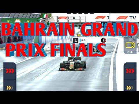 F1 Manager|Bahrain Grand Prix Finals