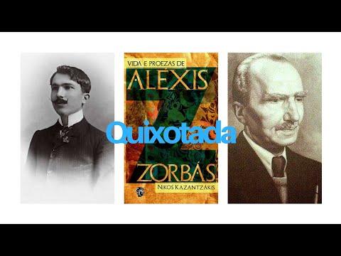 Vida e Proezas de Alexis Zorbás (Zorba, o Grego), de Nikos Kazantzakis