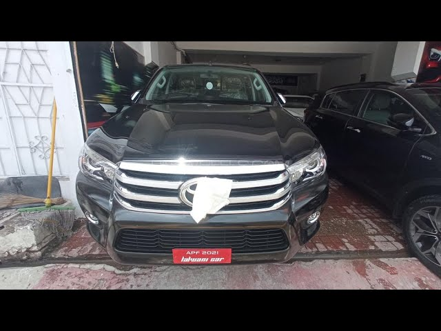 Toyota Hilux Revo V Automatic 2.8 2021 for Sale in Multan