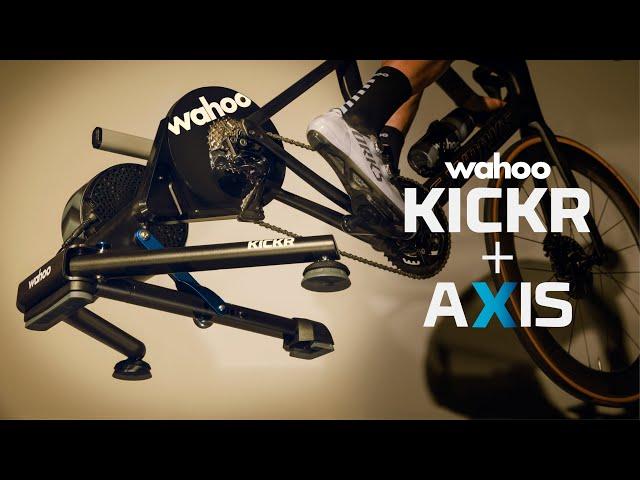 Видео Комплект Wahoo KICKR Axis Action Feet