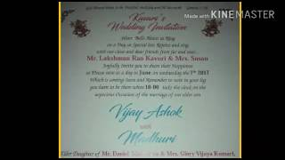VIJAY ASHOK WEDDING Invitation(7)