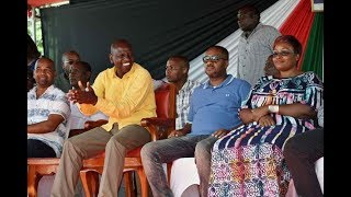 Ruto: Don't panic over my ties with Coast leaders - VIDEO