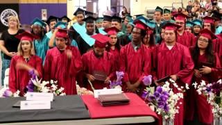 Moreno Valley Unified School District Summer Graduation 2016