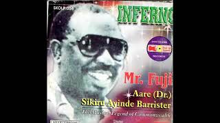 INFERNO BY LATE AARE DR SIKIRU AYINDE BARRISTER