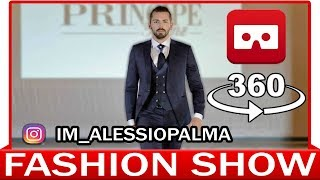 360° VR VIDEO - Sexy Man - Fashion Show - VIRTUAL REALITY 3D