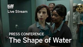 THE SHAPE OF WATER Press Conference | Festival 2017 | Kholo.pk