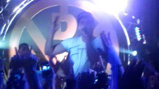 White Flags - Down With Webster (Private Show, L'Astral, Montreal, Jan. 20th)