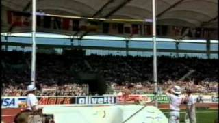 World Championship 1993 Stuttgart-Discus, Pole Vault and Javelin