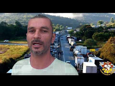 Edson Caminhoneiro de Juquitiba manda o recado para a população