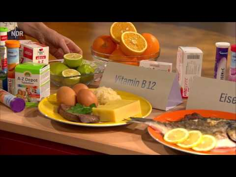 Wie sinnvoll sind Nahrungsergänzungsmittel NDR.de Ratgeber Gesundheit, Visite