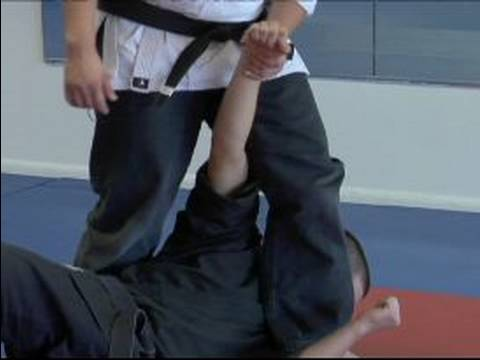 Jujitsu Throws & Chokes : How to Use a Jujutsu Osoto Gari Throw to Counter a Punch