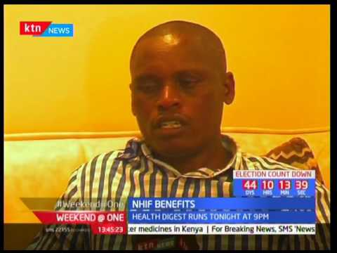 NHIF Benefits : Many Kenyans still unaware of the benefits that emanates from this insurance cover