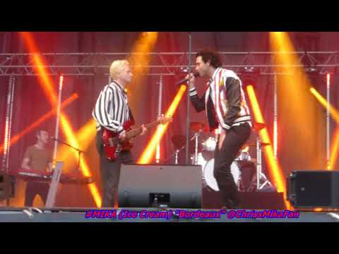 "#MIKA (Ice Cream ""Wisfest Virgin Radio"") ""Place Des Quinconces Bordeaux"" Le 24/05/2019"