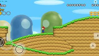 new super mario bros wii para android dolphin - मुफ्त