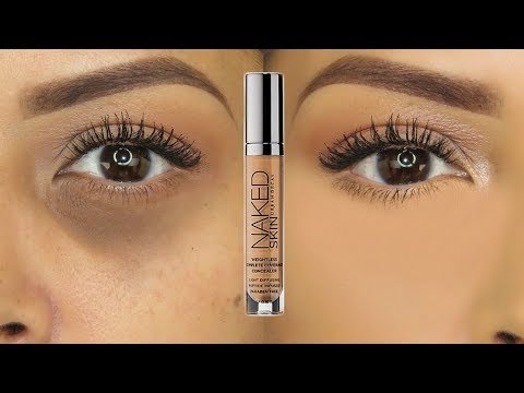Urban Decay Naked Skin Concealer | Review