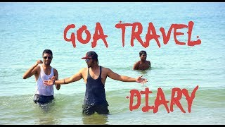GOA TRIP on 11 th NOV 2017 | IIT DHANBAD | PAPI | DISHA PATANI |