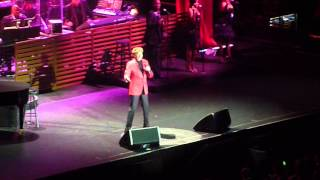 Barry Manilow 01 Intro + It's A Miracle + Could It Be Magic? (The O2 Arena London 26/05/2014)