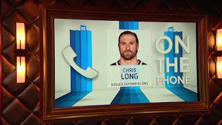 Eagles DE Chris Long Talks About Growing Up in Charlottesville | The Rich Eisen Show | 8/18/17
