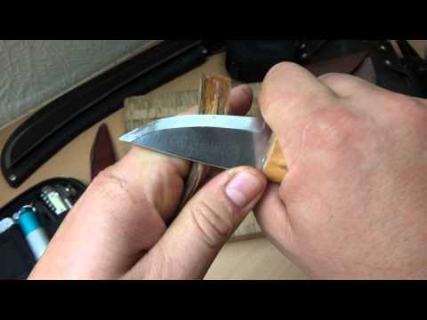 Mein Schnitzmesser - Brusletto Rognald