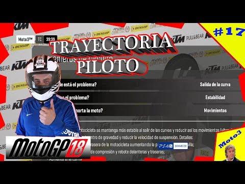 AJUSTE DE MOTO VITAL | ÉPICA CARRERA | TRAYECTORIA PILOTO #17 | GP. REPÚBLICA CHECA | CIRCUITO BRNO