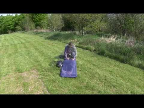 Смотреть видео Коврик самонадувающийся Outwell Dreamcatcher Single 10 cm