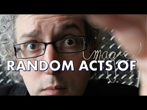 Random Acts of Magic by David Acer