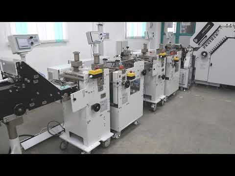 Outsert Folding Machine