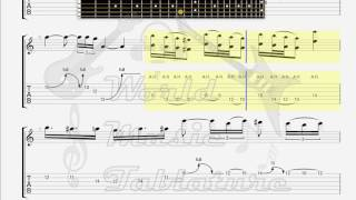 Evergrey   December 26th GUITAR 2 TAB