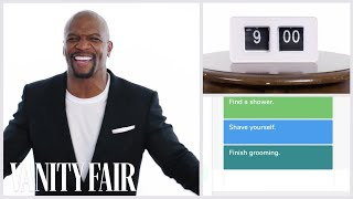 Everything Terry Crews Does in a Day | Vanity Fair - Video Youtube