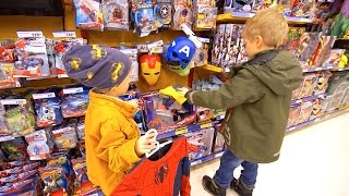 """Toy Hunting at Toys""""R""""Us"""