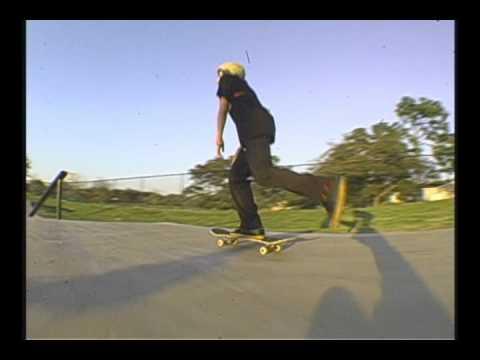 Lake Mary Skate Park Montage