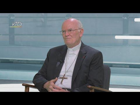Mgr Jean-Paul James - Diocèse de Bordeaux et Bazas