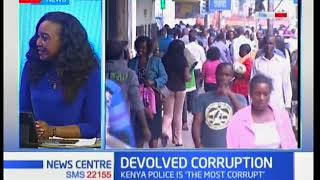 Wajir County is ranked as the least corrupt county by the EACC with zero cases