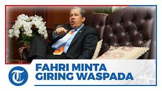 Fahri Hamzah Minta Giring Waspadai 'Serangan Balik' Anies: Sebab sebagai Politisi Tak Boleh Cengeng