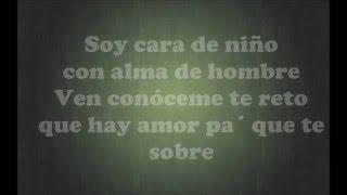 """Video thumbnail of """"Cara de Niño - Jerry Rivera - Letra"""""""