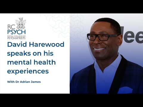 Interview with David Harewood - 23 July 2020