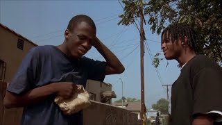 Menace II Society - Crackhead Begging Scenes
